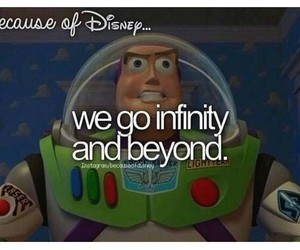 disney and buzz image