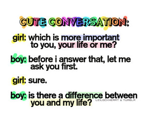 cute, boy, and girl image