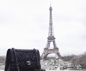 paris, chanel, and travel image