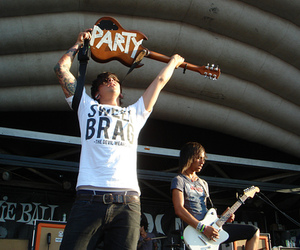 pierce the veil, party, and tony perry image