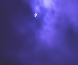moon, nature, and picture image