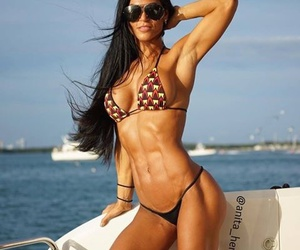 abs, exercise, and fitness image