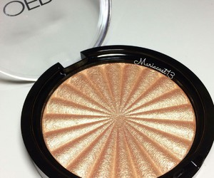 highlight, ofra cosmetics, and makeup image