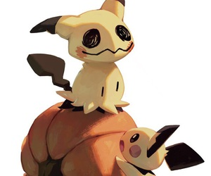 Halloween, pokemon, and pichu image