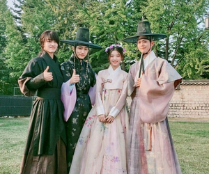kdrama, moonlight drawn by clouds, and park bo gum image