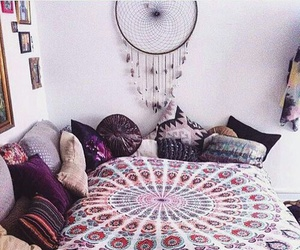 art, dream catcher, and pictures image