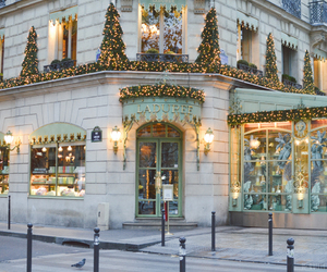 bakery, charm, and france image