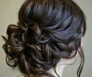 hair and hair up do image
