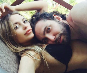 josh franceschi and abigail halliday image