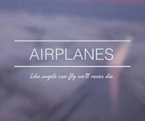 airplanes, lockscreen, and 5sos image