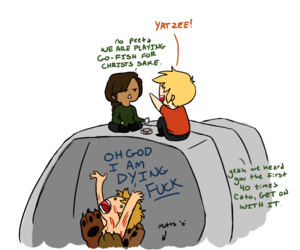 hunger games, peeta, and the hunger games image