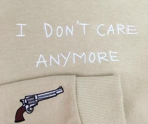 grunge, quotes, and gun image