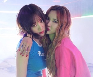 exid, le, and hani image