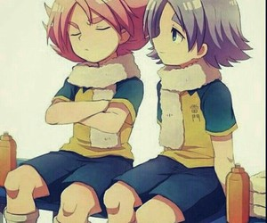 brothers, draw, and inazuma eleven image