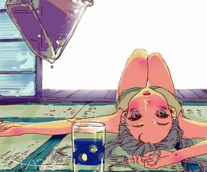 anime, manga, and anime girl image