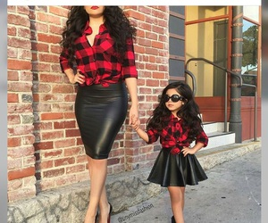 red, style, and twinning image