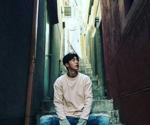 actor, nam joo hyuk, and boy image