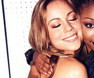 icon, legend, and Mariah Carey image
