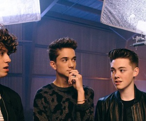jonah marais, corbyn besson, and why dont we image