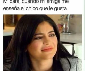amigas, memes en español, and crush image