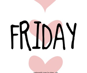 friday, audrey_cfc, and weekend image