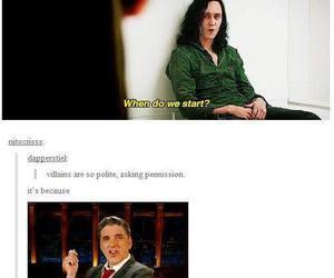 loki, tom hiddleston, and khan image