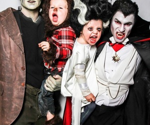 Halloween, family, and neil patrick harris image