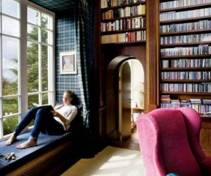 books, decorating, and girl image