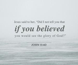 believe, god, and jesus image