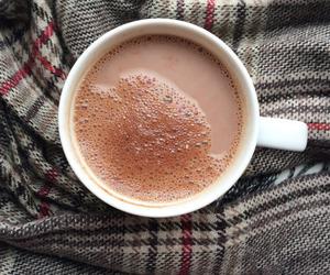 drink, coffee, and chocolate image