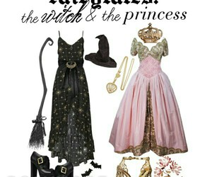 fantasy, fashion, and Halloween image