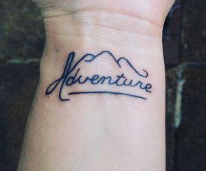 tattoo and adventure image
