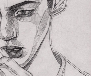 art, draw, and troye sivan image
