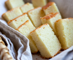 cake, baking, and delicious image