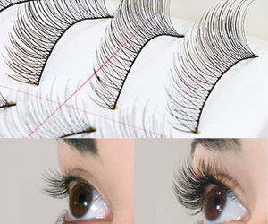 ebay, eyes, and makeup image