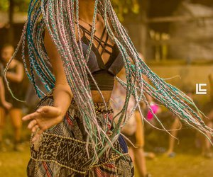 alternative, beauty, and festival image