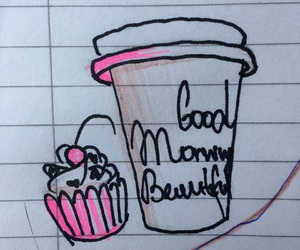 coffee and cupcake image