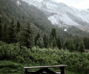 mountains, beauty, and landscape image