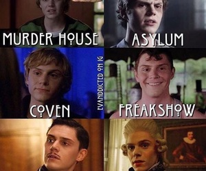 asylum, coven, and freakshow image