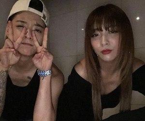 amber, girl, and korea image