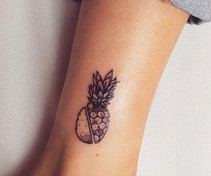 pineapple tattoo image