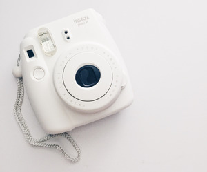 camera, cute, and flowers image