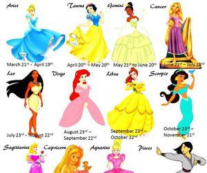 disney, princess, and birthday image