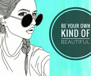 mint green, tumblr girl, and bbeautiful image