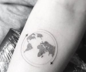 travel tattoo image