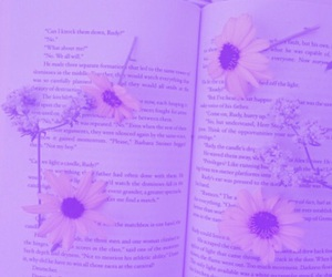 book, glow, and filter image