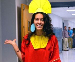 costume, Halloween, and kuzco image