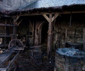 medieval, blacksmith, and forge image