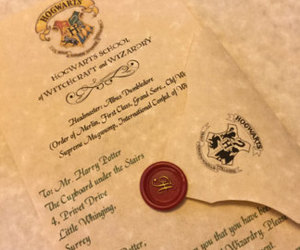 gifts, harry potter, and hogwarts image