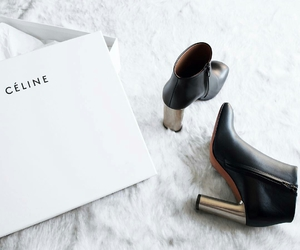 fashion, celine, and shoes image